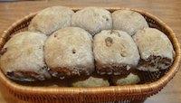 Spelt And Wheat Bread Rolls