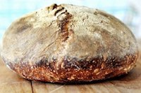 No Recipe White Leaven Loaf