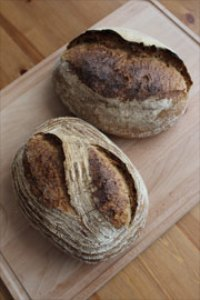 Spelt Bread And Flavor