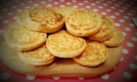 Oaty Crumpets