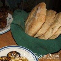 Moroccan Semolina Bread