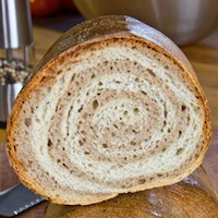 Rolled Bread