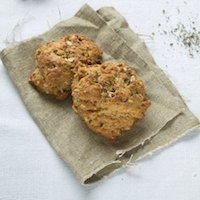 Molasses And Thyme Biscuits