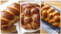 Daring Bakers Challah - 3 Variations