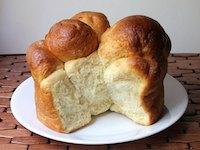 Orange Pull-apart Loaf