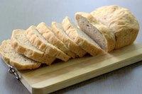 Basic Whole Wheat Bread (Vegan)