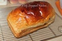 Soft Raisin Loaf