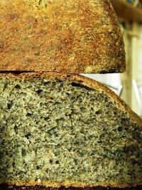 Sesame, Spelt, Semolina And Sourdough Bread
