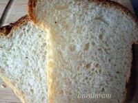Toast-brot Mit 2 Vorteigen