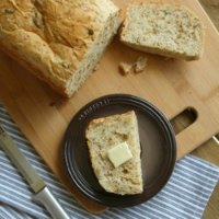 Flax Seed And Pepita Bread