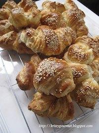 Danish Almond Croissant