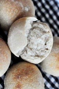 Le Puccette Pugliesi - Sourdough Potato Rolls