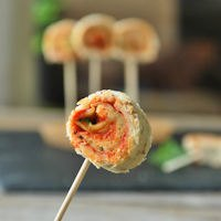 Vegetable Lollipops