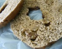 Sourdough Cinnamon Raisin Bagels
