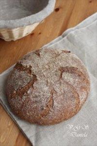 80% Whole Wheat Bread
