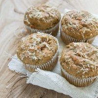 Whole-grain Sorrel Muffins