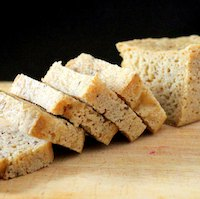 Glutenfree Sourdough Loaf