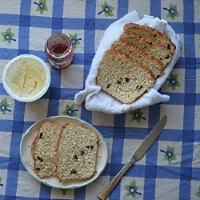 Fruit Batter Bread