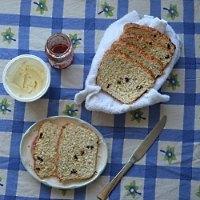Fruit Batter Bread