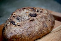 Chocolate And Walnut Sourdough