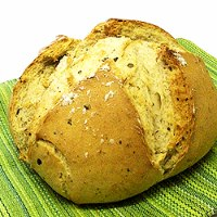 Mustard And Cress Bread