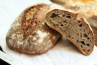 Sourdough Barley Bread
