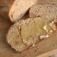 Dropped Cracker Tin Bread