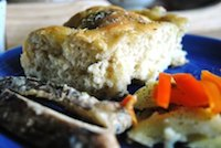 Rosemary And Garlic Focaccia