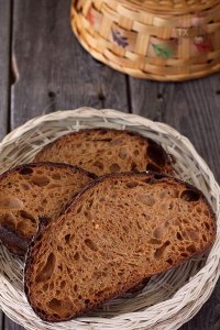 Spicy Light Rye Sourdough