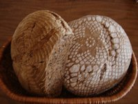 Mr And Mrs Seed (Sourdough Loaves)