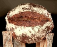 Ruchbrot / First Clear Flour Bread