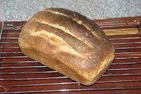 Wholewheat Bread With Potato Sourdough