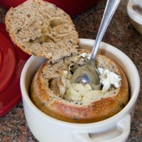 Cocotte Bread