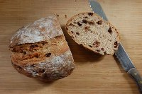Spiced Berry Loaf