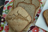 Light-Rye Beer Bread (bread Machine)