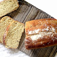 Yoghurt, Fennel Seed And Honey Bread