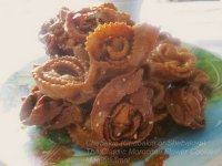 Chebakia - The Classic Moroccan Flower Cookies!