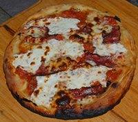 Pastrami Pizza & Pulled Pork Pizza