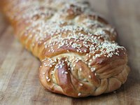 Braid With Whole Wheat