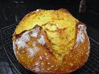 Golden Saffron & Fennel Loaf