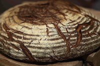 Franconian Wood Oven Bread