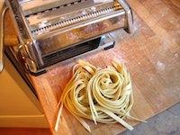 Sourdough Pasta