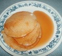 Sourdough Griddlecakes