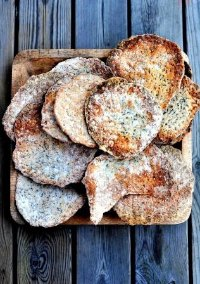 Kn?§ckebrod - Swedish Rye Crackers
