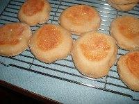 Sourdough Kamut® English Muffins