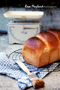 Cardamom & Orange Brioche (Tang Zhong Method)