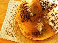 Ratatouille Sunflower Seed Sourdough Bread