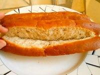 Rye Hot Dog Buns