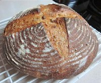 Potato Sourdough Bread