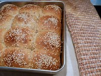 Fragrant Whole Wheat Dinner Rolls